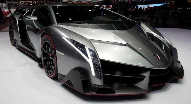 Lamborghini Veneno Los Tres Coches Ms Caros Del Mundo