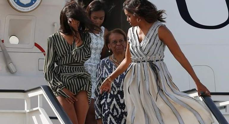 Image result for malia obama dress blown