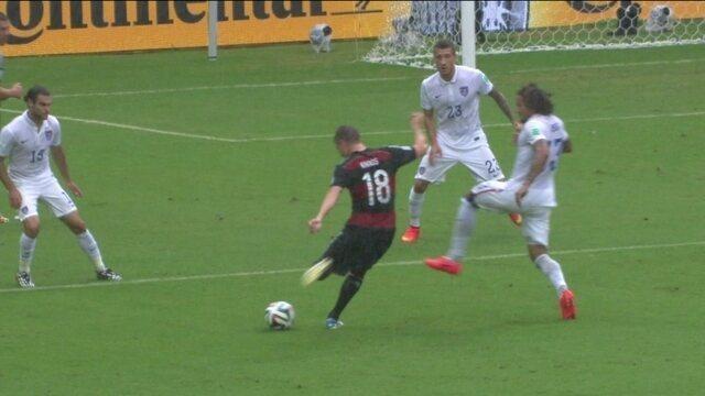Resultado de imagem para Estados Unidos 0 x 1 Alemanha