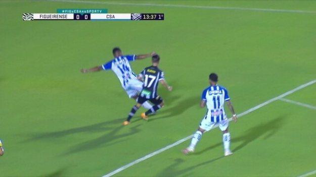 Melhores momentos: Figueirense 0 x 0 CSA, pela 33ª rodada do Brasileirão Série B