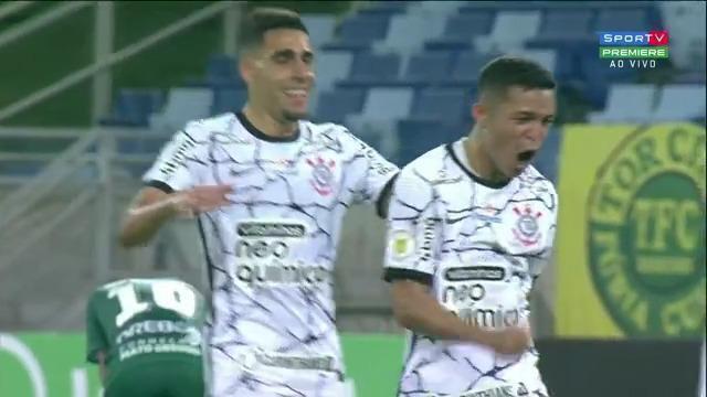 Os gols de Cuiabá 1 x 2 Corinthians, pela 13ª rodada do Brasileirão 2021
