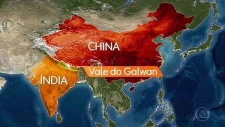 Índia diz que China violou acordos ao enviar tropas para fronteira no Himalaia | Mundo | G1