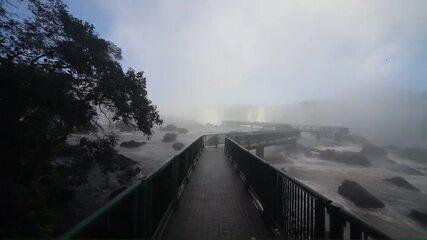 Reviva o amor pelas Cataratas do Iguaçu com o 'Meu Paraná'