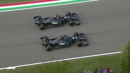 Mercedes conquista sétimo título seguido no Mundial de Construtores