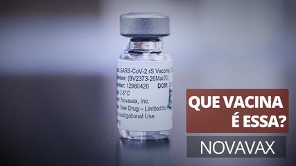 What vaccine is this?  Novavax
