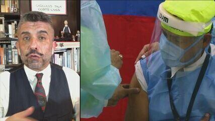 Venezuela prioritizes politicians and military in vaccination against Covid