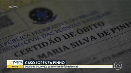 Laudo do IML indica assassinato de mulher de promotor em BH