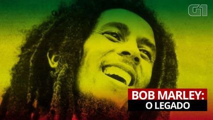 Reggae artists and musicians choose songs to represent Bob Marley's legacy