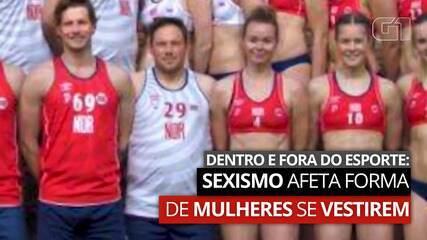 Denúncias de sexismo dentro e fora do esporte