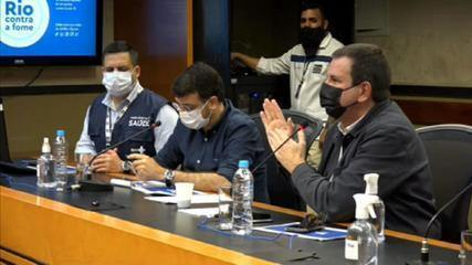 Paes says that a vaccination card will be charged for tourists