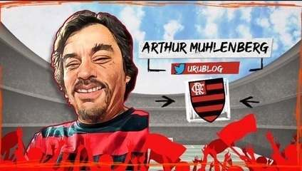 """The Voice of the Fans - Arthur: """" Renight's Flamengo vulgarized the four to zero!"""""""