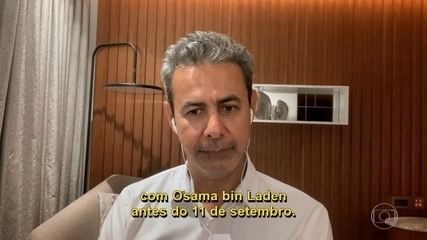Baker Atyani tells about the interview with Osama Bin Laden and about being kidnapped