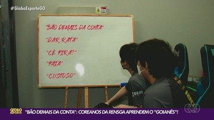 "Rensga Koreans receive classes in ""Goiás"""