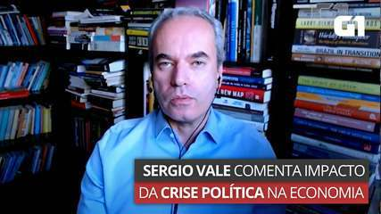 VIDEO: Sergio Vale comments on the impact of the political crisis on the economy