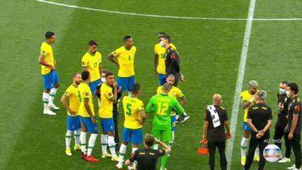 Anvisa President explains why the match between Brazil and Argentina was interrupted