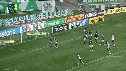 Best moments of Palmeiras 1 x 3 Flamengo, for the 20th round of the 2021 Brazilian Championship
