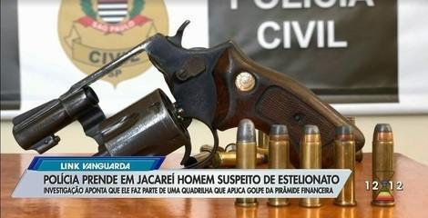 Accused of a coup that killed Juliana Paes and other famous people, he is arrested in Jacareí