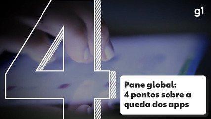 Pane global: entenda 4 pontos sobre a queda do WhatsApp, Facebook e Instagram
