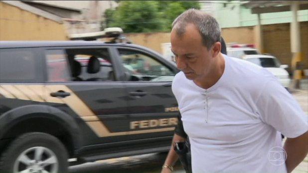 Sérgio Cabral é condenado a 14 anos de prisão em regime fechado pelo juiz Sérgio Moro