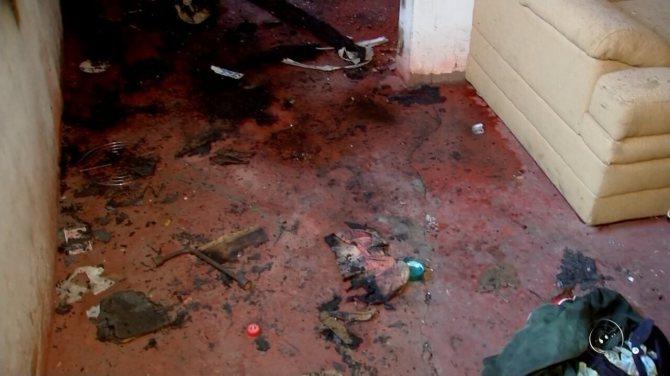 Morre servente de pedreiro agredido e incendiado em colchão em Rio Preto
