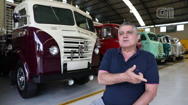 Viciado em Fenemês perde a conta de quantos caminhões tem