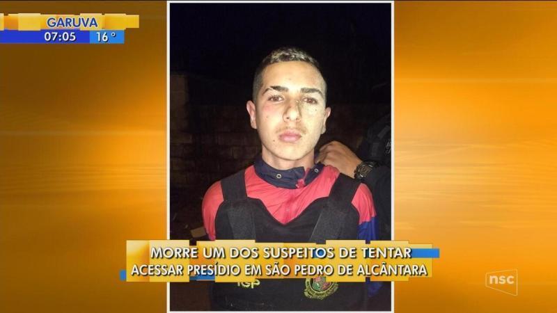 Suspeito de tentar acessar presídio de São Pedro de Alcântara é morto; Renato Igor comenta