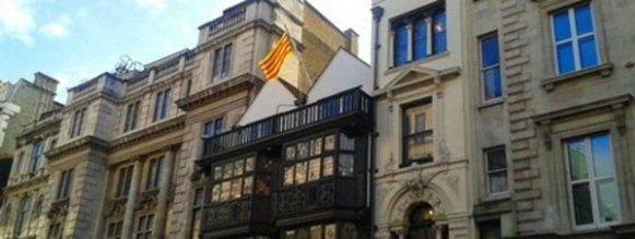 Resultado de imagen de embajada catalana nueva york