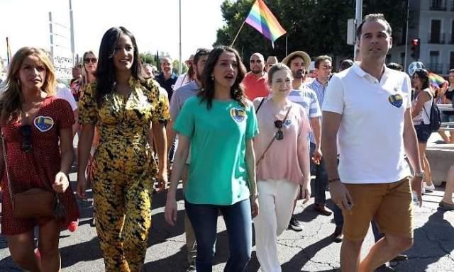Los organizadores del Orgullo piden a Ciudadanos que «haga autocrítica»