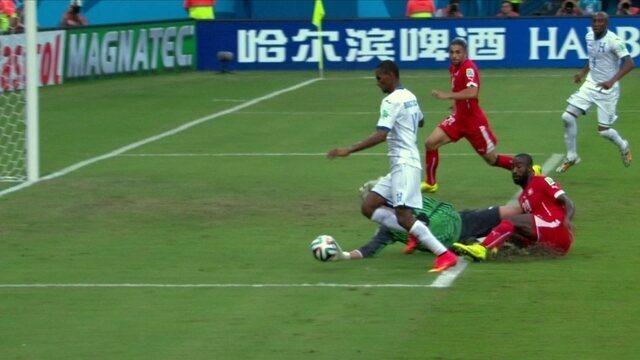 Resultado de imagem para Honduras 0 x 3 Suiça