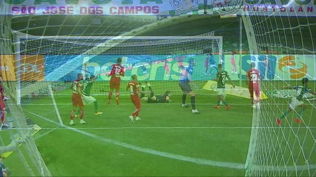 Melhores momentos de Palmeiras 1 x 0 Bragantino pela 27ª rodada do Campeonato Brasileiro