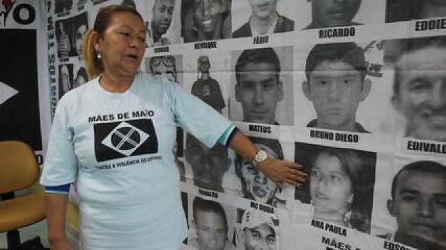 Vídeo de 2016 mostra mães de jovens mortos denunciando falta de investigação