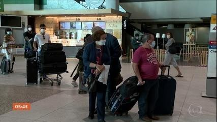 Portugal starts to accept entry of Brazilians into the country;  see rules