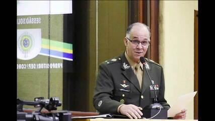 Chefe do Centro de Inteligência do Exército morre de Covid-19