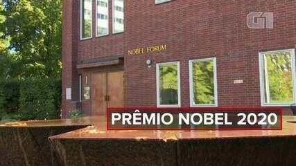 Meet the Nobel Prize winners 2020