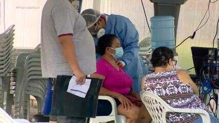 Manaus bate novo recorde de internações diárias em hospitais públicos