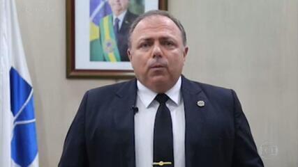 Aumenta a pressão para que o ministro da Saúde, Eduardo Pazuello, deixe o cargo