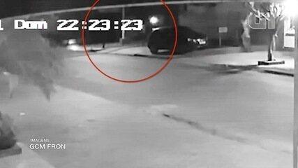 Polícia divulga vídeo de atentado a tiros contra casa de vereador em MS