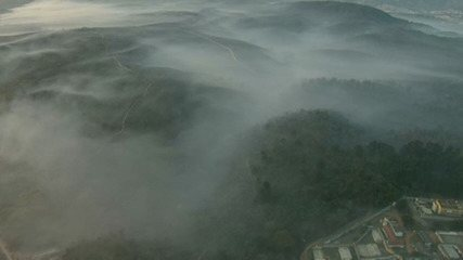 VIDEO: Images show smoke in the Juquery Park region, in SP