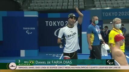"Clodoaldo Silva talks about Daniel Dias' legacy: ""Shows that we need opportunities"""