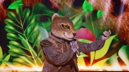 Jaguar sings 'La Bamba'