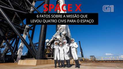 SpaceX: 6 facts about the mission that took four civilians into space