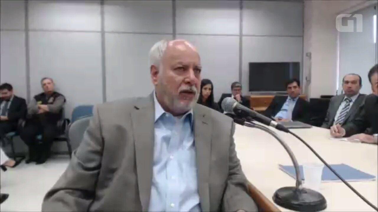 Renato Duque diz que Lula indicou Vaccari para arrecadar propina