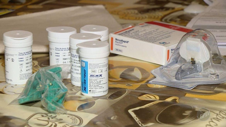 Pacientes reclamam de falta de kits de insulina nas farmácias de alto custo em Campinas