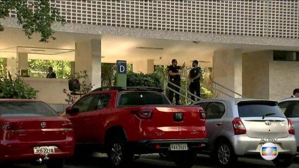 PF faz buscas no apartamento do ministro Blairo Maggi