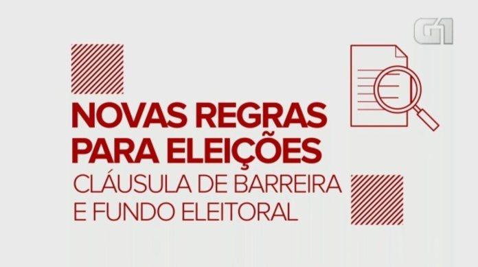 Reforma Política - Novas Regras para eleição de 2018
