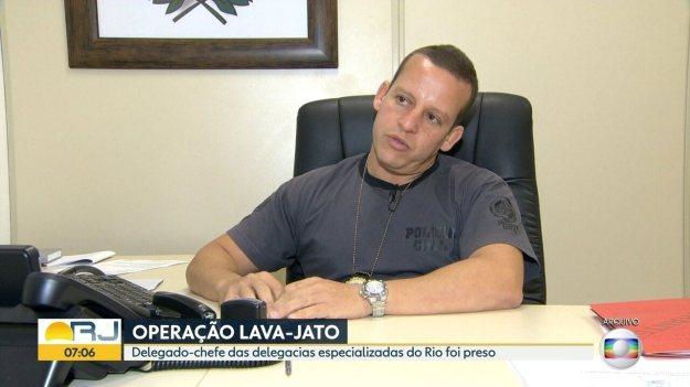 PF prende Marcelo Martins, delegado-chefe das delegacias especializadas