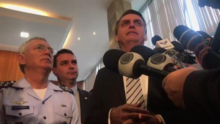 Bolsonaro afirmou que não haverá 'prensa' em parlamentares para votação da reforma da Previdência, mas convencimento