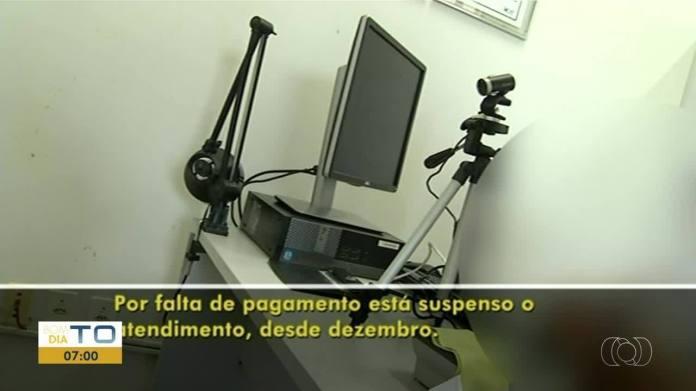 Serviço de identificação do Detran de Araguaína estaria suspenso por falta de pagamento