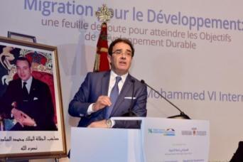 __857988826 وزارة مغاربة المهجر تنفتح على الأمازيغية وتوقع اتفاقية مع  المعهد الملكي للأمازيغية Actualités