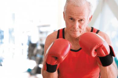 oldmansport_103803670 الرياضة مفيدة لمرضى الفصال العظمي sport
